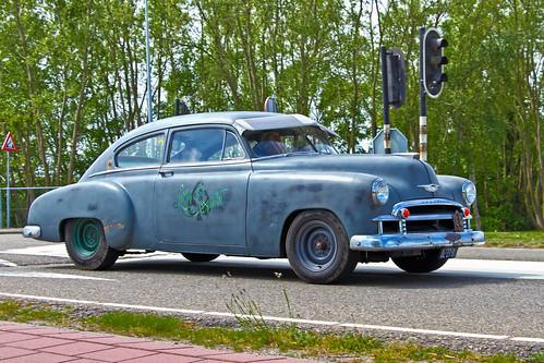 Chevrolet Fleetline DeLuxe 2-door Sedan 1950 (1227)