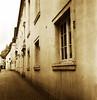 .......Trier.... (Claudio Taras) Tags: claudio contrasto rolleiflex35f rodinal rollfilm mediumformat fomapan taras trier toned 6x6 street shadow streetshot bw biancoenero monocromo monochrom tlr architettura