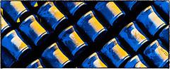 Concrete Bobbins (Andy J Newman) Tags: kilmersdon england unitedkingdom gb aerial balloontrip balloonflight balloon hotairballoon tone colouration colorisation colourisation colorefex nikon d500