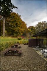Cafe (Jistfoties) Tags: dawyckgardens autumn scottishborders botanicgardens landscape canon5d canon24105f4