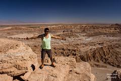 mirador kari3 (marcelayaez) Tags: deiserto desierto valledelaluna sanpedrodeatacama desert desiertodeatacama arena paisaje suelo airelibre