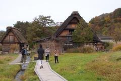 Wada house (Frank Fujimoto) Tags: ogimachi japan