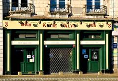 France, Bayonne - Katie Daly's Irish Bar (Biffo1944) Tags: france pyrnesatlantiques bayonne katie dalys irish bar place de la libert 037d80a3872
