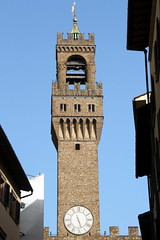 Florence Tower (Alan1954) Tags: florence italy tuscany holiday 2016 tower building clock