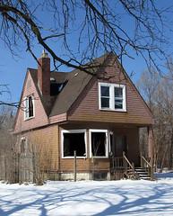 Vacant House, Gary, Indiana (*hajee) Tags: slum urban decay