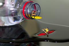 Live young (Pikebubbles) Tags: davidgilliver davidgilliverphotography smallworld itsasmallworld miniature miniatures miniatureart mini miniart creativephotography thelittlepeople littlepeople canon macro
