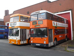Preserved GM Buses 4706 (A706LNC) 15102016d (Rossendalian2013) Tags: preserved bus manchester greatermanchestertransport greatermanchesterpte gmpte gmbuses gmbusessouth leyland atlantean an68 northerncounties a706lnc vnb101l parkroyal selnecpte