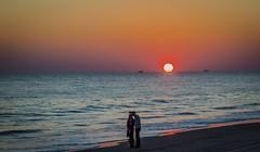 Sunset Selfie (Marc_714) Tags: marc714 sunset selfie nc northcarolina beach