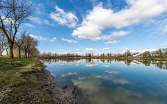 lake Zajarki (82) (Vlado Fereni) Tags: lakes autumn autumncolours lakezajarki zajarki zaprei hrvatska jezera croatia nikond600 fisheye sigma1528fisheye