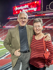 Party at Levi's Stadium (Alexander Komlik) Tags: proofpoint santaclara california unitedstates