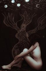 Ciclo da Vida (Ch na Cuca- Tay Gomes) Tags: corpo conceito natureza orientao spia sentimento fragmento luz tela pintor trao vivncia tempo tentativas arte performance