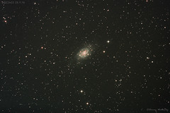 NGC2403 28.11.16 (Damien Weatherley) Tags: ngc2403 galaxy universe space astronomy astrophotography stars night sky astrometrydotnet:id=nova1839740 astrometrydotnet:status=solved