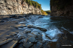 A River Runs Through (aryanphotography) Tags: autumn waterfalls anthony landscape genesee nature water longexposure ny ryan leaves river letchworthstatepark arr trees scenic anthonyrryan outdoors letchworthstatepark1stateparkinthenation texture sky statepark anthonyryan