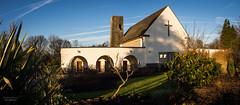 Cwmbran Crematorium (steved_np3) Tags: cwmbran crematorium church chapel worship god religion sky building wales gwent