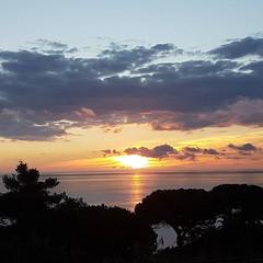 http://ift.tt/1NHxzN3 Stamani  arrivato il freddo anche all'#isoladelba ma il sole non ci abbandona, bellissima questa #alba del versante orientale . Continuate a taggare le vostre foto con #isoladelbaapp il tag delle vostre vacanze all'#elba (isoladelbaapp) Tags: isoladelba elba visitelba portoferraio porto azzurro capoliveri marciana marina di campo rio