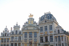 Grote markt bruxelles (J jeid) Tags: bruxelles brussels citt city grotemarkt
