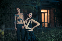 HEAT (victorylikealark.com) Tags: love beautiful dark magic ethereal haunting divinity meloncholy