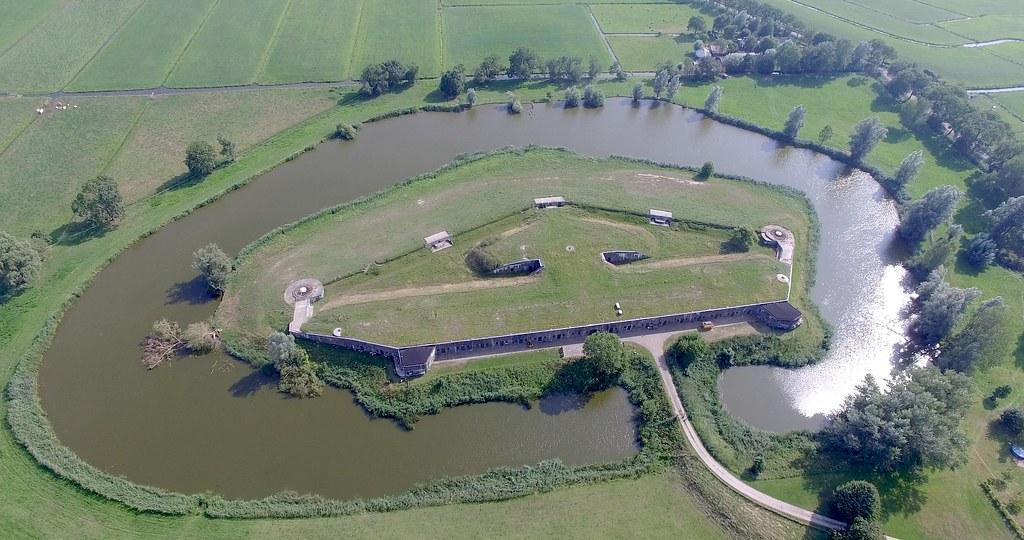 Fort Waver-Amstel by hanno.lans, on Flickr