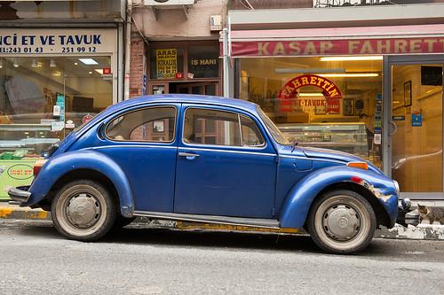 Blue Beetle ©  Andrey