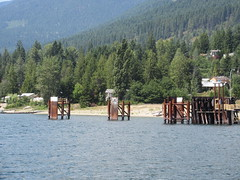 Approaching Balfour (jamica1) Tags: lake canada ferry bc columbia british kootenay osprey mv