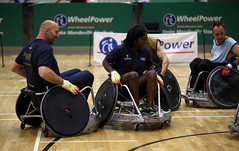 Rugby World Cup Trophy Tour - Stoke Mandeville (Steve Parsons Photography) 3