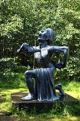 Sculpture (Phoenix Konstantin) Tags: park ireland sculpture sigma foveon merill 30mm wicklowcounty indiansculpturepark dp2m