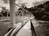 P1000647.edit1 (tcelli) Tags: bridge blackandwhite bw perspective nostalgia tone byegoneera panasoniczs3