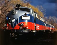 Harmon Graveyard 2 (glennfresch) Tags: new york railroad ny train metro north mta croton hudson mn harmon