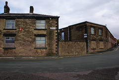 5th October Phoenix Works. Jct Friday Street and Steeley Lane, Chorley U.K. (dickinsonjohn02) Tags: industry foundry factory engineering fridaystreet chorleylancashire phoenixworks chorley2015 steeleylane