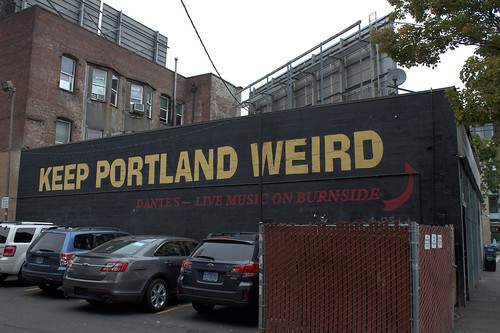 "Keep Portland Weird • <a style=""font-size:0.8em;"" href=""http://www.flickr.com/photos/66187673@N07/21807519602/"" target=""_blank"">View on Flickr</a>"