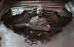 Blackburn Cathedral, Lancashire (Sheepdog Rex) Tags: blackburncathedral misericords
