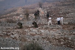 Settlers attack, Burin, West Bank, 3.10.2015 (Activestills) Tags: fire farmers palestine westbank nablus settlers agriculture olivetree burin occupation topimages settlersviolence ahmadalbazz yitzharsettlement
