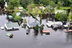 Coast Guard overflight of South Carolina flooding (USDAgov) Tags: coastguard sc flooding unitedstates hurricane southcarolina charleston helicopter joaquin disaster area sumter emergency helo response uscg stephenlehmann