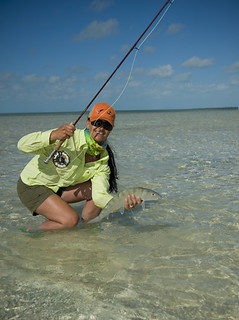 Bahamas Bonefishing - Andros Island 41