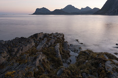 Morning At the Beach (MrBlackSun) Tags: seascape beach norway sunrise landscape outdoors nikon lofoten myrland d810 nikond810