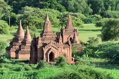 Bagan, Myanmar  D810 2049 (tango-) Tags: burma myanmar pagan bagan birman birmania
