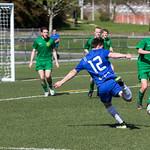 Petone FC v Victoria University 13