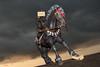 Does this head suit him (katsuboy) Tags: karas hokutonoken danbo koukou theheadlesshorseman danboard danbomini theheadlessswordsman