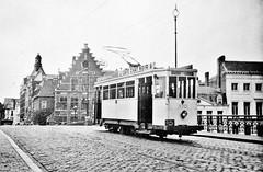 372 37 (brossel 8260) Tags: belgique tram gent gand mivg