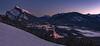 Banff Nestled (mitalpatelphoto) Tags: ca longexposure travel winter snow canada vertical landscape photography nikon visit alberta banff banffnationalpark travelalberta vermilionlake visitcanada improvementdistrictno9 visitalberta experiencealberta