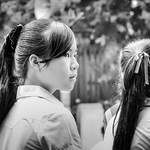 Aufmerksame Gesichter - Attentive faces - Laos thumbnail