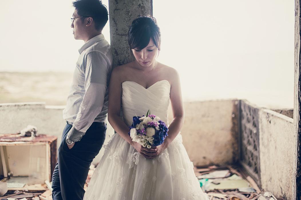 新秘Hanya,阿垮攝影,愛瑞思造型團隊,Dream婚紗工坊,陽明山,男塾本陣日式居酒屋,自助婚紗,婚紗造型,白紗造型