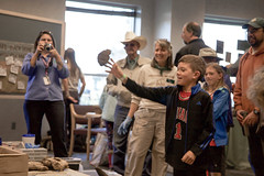 Bison Release (City of Fort Collins, CO) Tags: fun release ceremony prairie bison pure genetic soapstone importance 2015