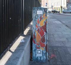 CITY FOX BY BRIDGET NI DHUINN BELCHER [BOLTON STREET]-110284