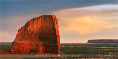 Dancing Rocks - Arizona - USA (~ Floydian ~ ) Tags: sunset usa nature canon landscape photography evening dusk navajoreservation rockpoint whalerock floydian canoneos1dsmarkiii henkmeijer dancingrocks tskbinookahi