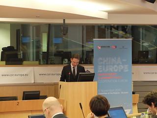 China- Europe Forum: opening speech