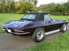 "16 Corvette C2 ""Stingray"" Verdeck"