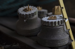 Dreamed towers... (Kanabbiis) Tags: urban tower nikon industrial torre gray gear engranaje engrane d7000