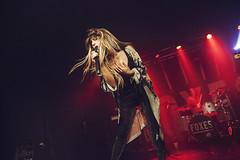 Foxes @ O2 Academy Birmingham 8 (preynolds) Tags: hair concert birmingham raw dof singing stage gig livemusic noflash pop singer mark2 stagelights soloartist tamron2470mm canon5dmarkii counteractmagazine