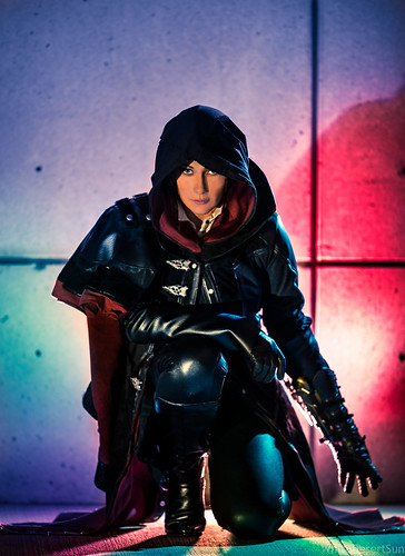 Evie Frye By Lindsay Elyse Nycc 2015 Assassin S Creed Cosplay A